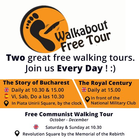 Walkabout Free Tours
