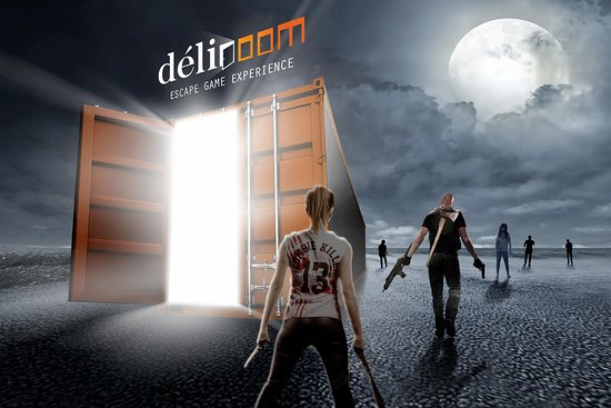 Deliroom - escape game experience