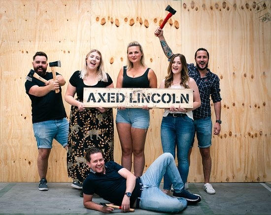 Axed Lincoln
