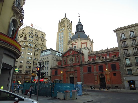 Iglesia de Las Calatravas