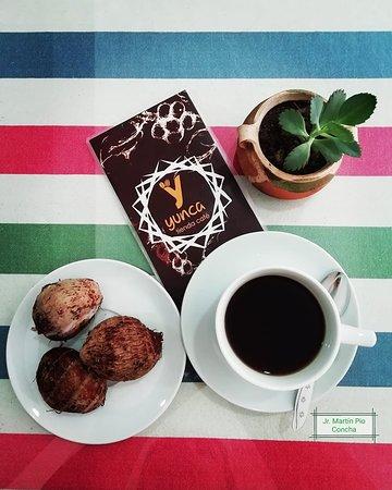 Acompaña tu café con productos de la zona, por ejemplo uncuchas