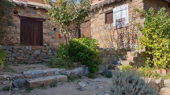 District Nicosia, Cyprus: Shots of the beautiful village of Phikardou