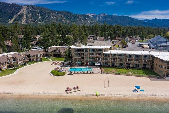 Tahoe Lakeshore Lodge and Spa, hoteles en South Lake Tahoe