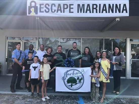 Escape Marianna