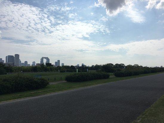 Yodogawa Kasen Park Nishi Nakajima District