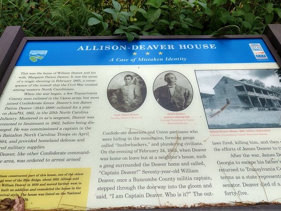 ‪Allison-Deaver House‬
