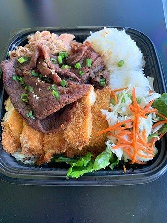 Sumitomi plate - sooo good!