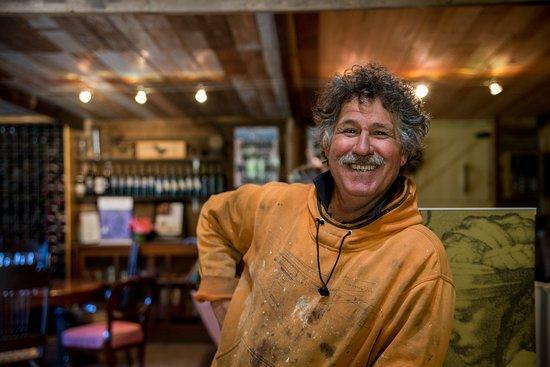 winemaker, Adrian Munari