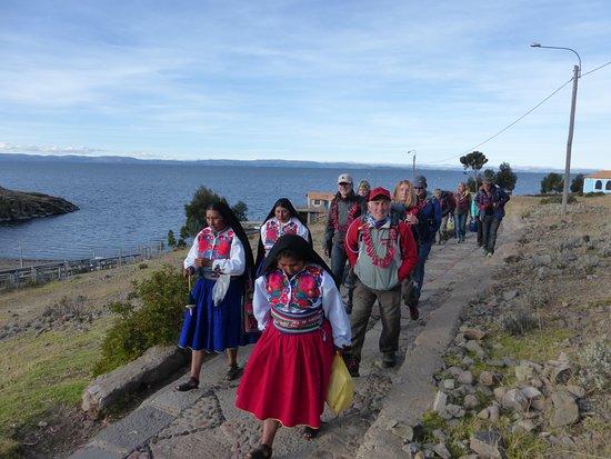 Las Cordilleras Peru