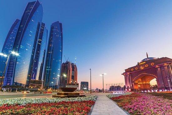 Abu Dhabi Dagtour zonder lunch vanuit ...