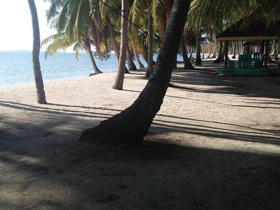 Benan Island is one of beautiful places in Riau Island.