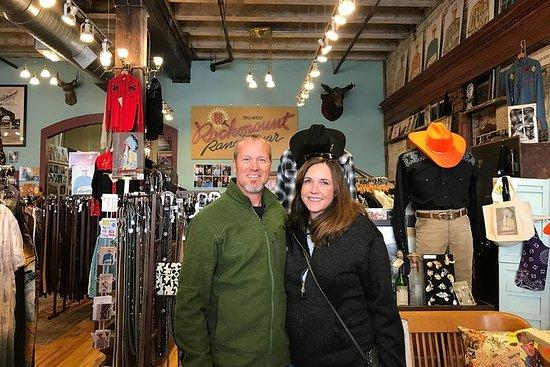 História de Denver e aventura fantasma: Private Tour: Denver's HIstory and Ghost Adventure