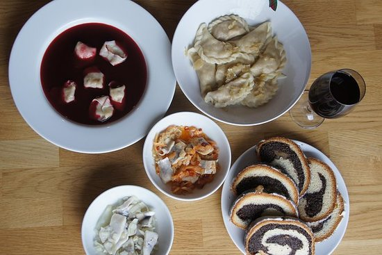 Sapori del Natale polacco: cena di 4