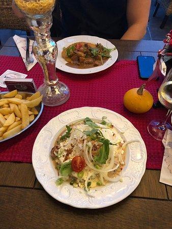 Schönes Ambiente und leckeres Essen
