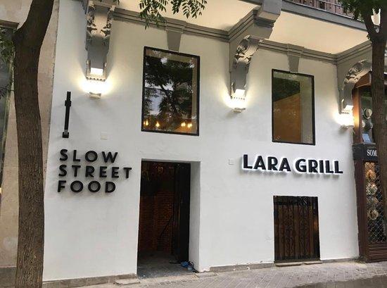 Lara Grill Madrid Calle De Jose Ortega Y Gasset 67