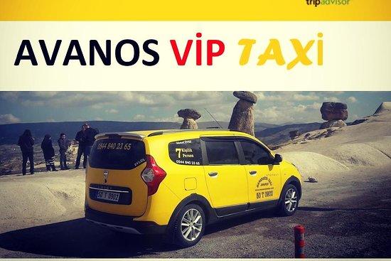 Avanos vip taksi