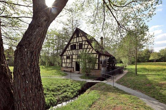Fraenkisches Freilandmuseum Fladungen