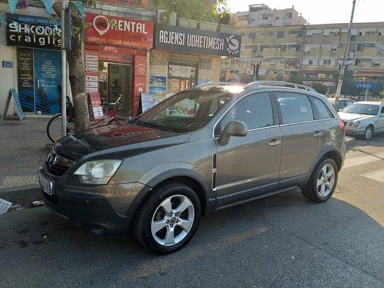 Rental Car Shkodra