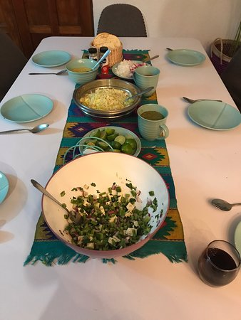 Mexican Cooking Lesson in a Local Home Resmi