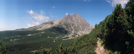 hiking in High tatras