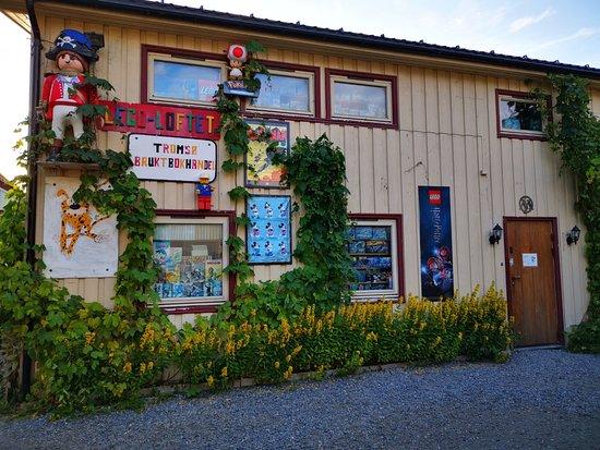 Tromsø Bruktbokhandel