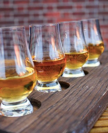Treat yourself to a Jim Beam Flight available every Wednesday at #HollerAndSwaller