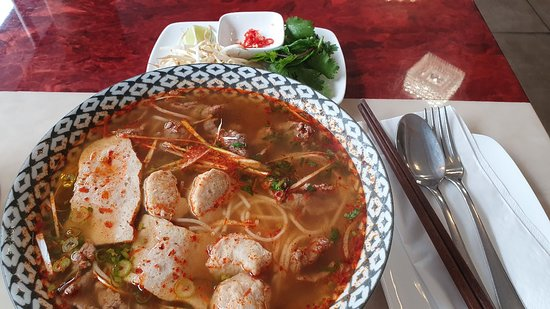 Not really good Vietnamese food