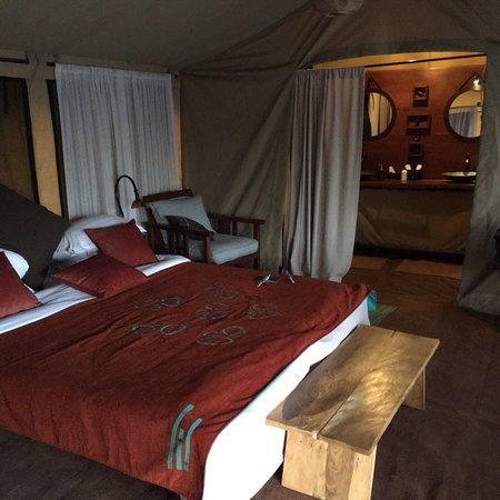 Interior - Kiota Camp Photo