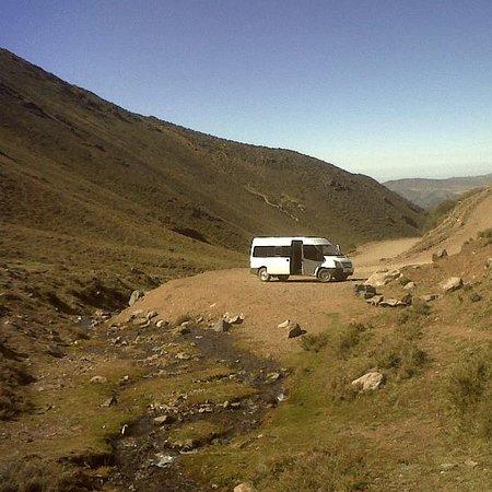 Personal Driver in Mendoza