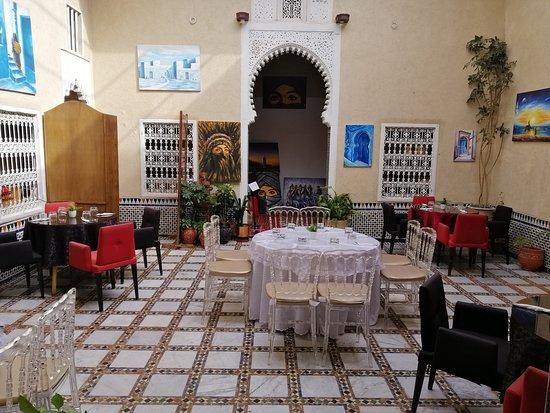 Dar El Medina: Restaurant