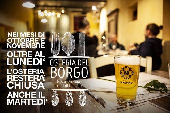 Osteria Del Borgo Longiano Restaurant Reviews Photos