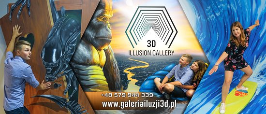 3D Illusion Gallery