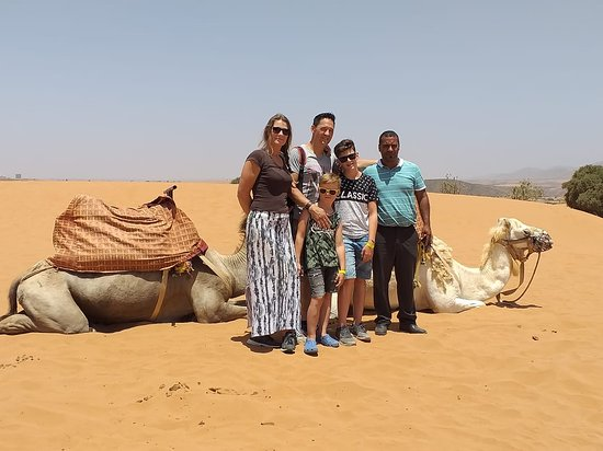 petit désert Massa - Maroc