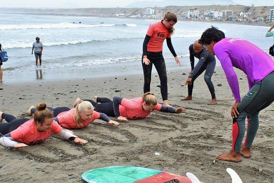 Koa Surf School-Huanchaco(Reserva mundial de Surf)
