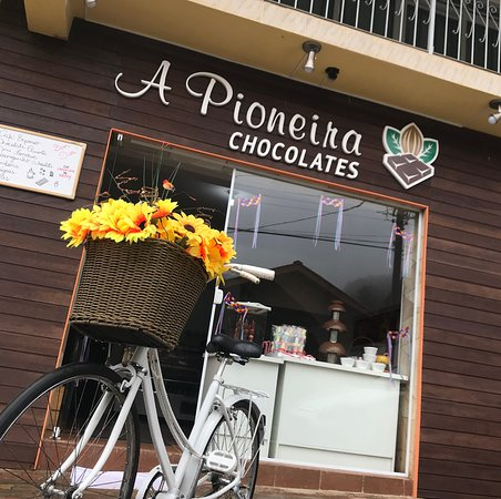 A Pioneira Chocolates - Gonçalves MG