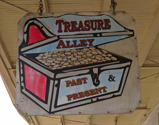 Treasure Alley