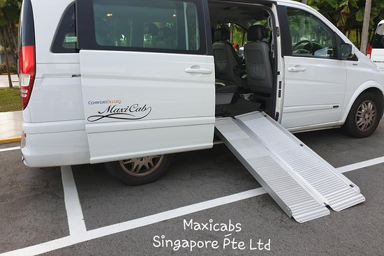 ‪Maxicabs Singapore‬