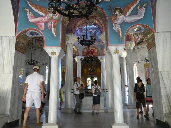 Philippi, Griekenland: St Lydia's Baptistery