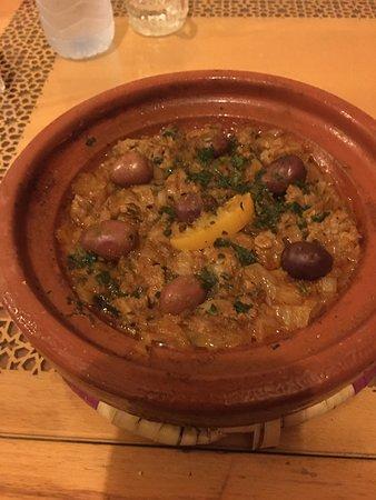 Dar El Medina: Tajin Kebab