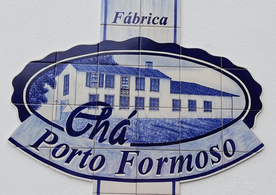 Porto Formoso, Portugal: sign