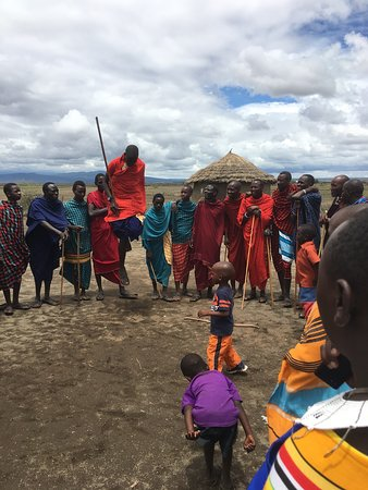 Massai Village Tour