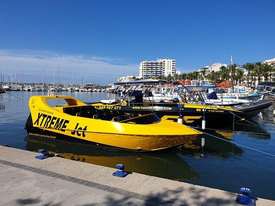 Xtreme Jet Boat Ibiza