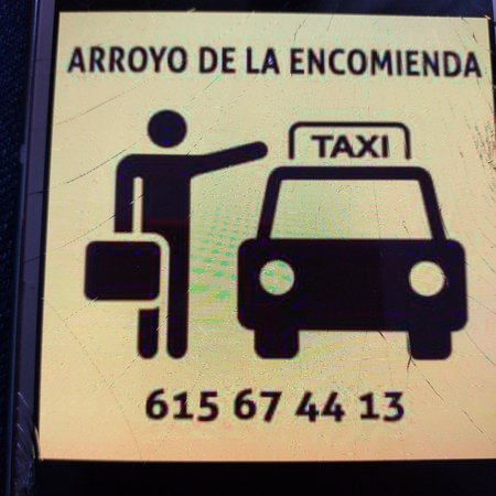Taxi Arroyo de la Encomienda