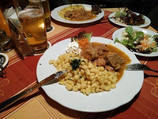 Oberau, เยอรมนี: Γκουλας