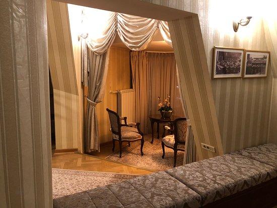 Hotel Moskva: Suite