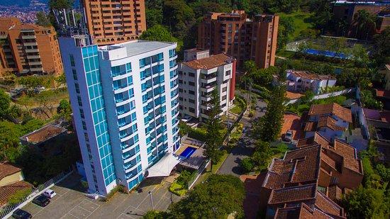The Morgana Poblado Suites Hotel, hôtels à Medellin