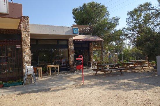 Kaparuchka: המסעדה