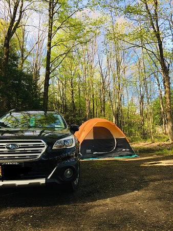 Best Camping in Upstate NY