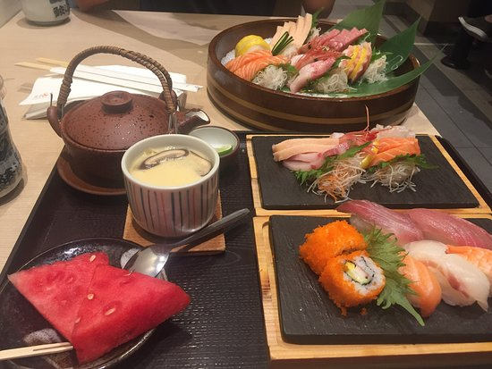 Unexpected Find & Delicious Japanese Food As Well As Selections