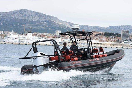 Kastel Stafilic, Hrvatska: PA-860